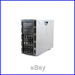 Dell PowerEdge T330 Server 16GB RAM RAID 0/1/5/10 3.0GHz Xeon QC E3-1220v5 NEW