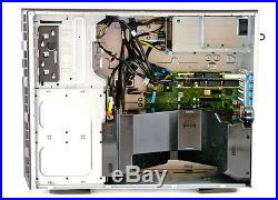 Dell PowerEdge T330 Server 64GB RAM RAID 0/1/5/10 3.4GHz Xeon E3-1230v5 Quad NEW