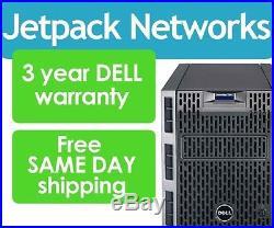 Dell PowerEdge T330 Server 8GB RAM RAID Xeon QC 3.4GHz E3-1230v5 NEW! 3 Yr Wty