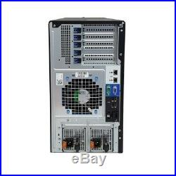 Dell PowerEdge T410 LFF 4-Core Server 2.40GHz E5620 8GB 6x 1TB SAS 6/iR DRPS