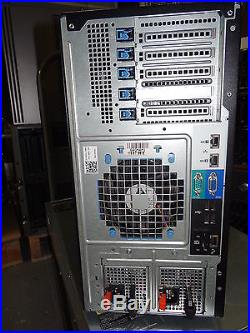 Dell PowerEdge T410 Server 2X SIX Core 2.53Ghz E5649 64GB 6x1TB-SATA RAID TOWER