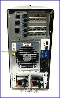 Dell PowerEdge T410 Workstation Server Dual Intel Xeon E5620 2.4GHz 24GB 1KGHXQ1