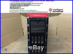 Dell PowerEdge T420 2x E5-2420 96GB Perc H710 2x 750W 8LFF Tower Server