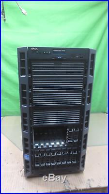 Dell PowerEdge T420 Intel Xeon E5-2403 v2 @ 1.8GHz 24GB PC3L-10600R H310 1PSU