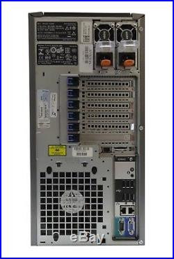 Dell PowerEdge T420 Server Xeon 12 Core 2.4GHz 96GB RAM 16TB 8x 2TB HD PERC H310