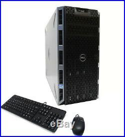 Dell PowerEdge T420 Server Xeon 12-Core 2x E5-2430v2 2.50GHz 96GB RAM 24TB H710