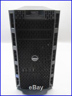 Dell PowerEdge T420 Tower Server 2x Intel Xeon 2.50GHz 16GB RAM 4x 300GB SAS HDD