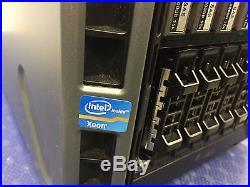 Dell PowerEdge T420 Tower Server E5-2407v2 36GB H710 iDRAC 8x300GB SAS HDD