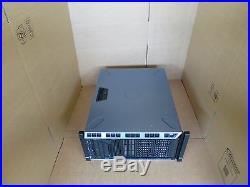 Dell PowerEdge T430 Rack Server 2 x Six-Core E5-2620v3 128GB 16x2.5 H730 LTO-4