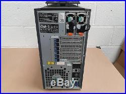Dell PowerEdge T430 Tower Server E5-2620 v3 2.4Ghz 6 Core 32GB DDR4 2x 450GB 15K