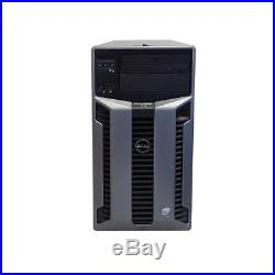 Dell PowerEdge T610 Tower Server 48GB Ram 2x X5650 CPU (12 Cores) 8x3.5 Drives