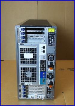 Dell PowerEdge T620 2 x E5-2670 EIGHT Core 2.60GHz 192GB R 4TB H710 Tower Server