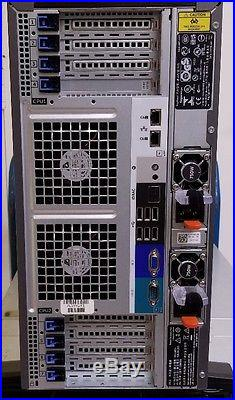 Dell PowerEdge T620 Server with 2x E5-2620 2.0GHz 6-Core, 16GB RAM, 4x 450GB SAS