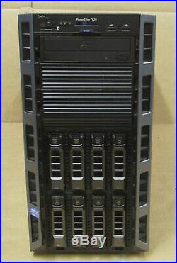 Dell PowerEdge T620 Tower Server Configure-To-Order CTO 2x CPU 8x 3.5 HDD Bay
