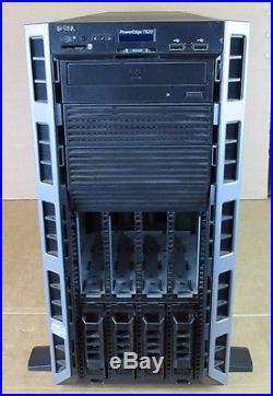 Dell PowerEdge T620 Xeon E5-2630 SIX Core 2.30GHz 32GB Ram H710 Tower Server