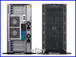Dell PowerEdge T630 E5-2620V3 SIX Core Xeon 2.4GHz 16GB RAM 8x 3.5 Tower Server