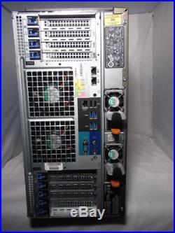 Dell PowerEdge T640 Server Xeon 3104 1.7Ghz 16GB 4x1TB 2xPSU WinSrv2016Std+2CALs