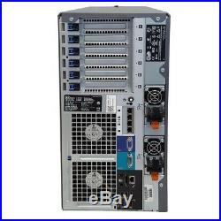Dell PowerEdge T710 II LFF Rack 12-Core 3.33GHz X5680 64GB PERC 6/i No HDD