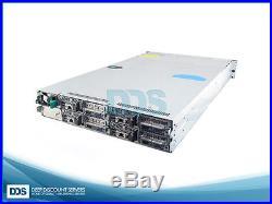 Dell PowerEdge XS23-TY3 C6100 LFF 8x HC L5640 2.26GHz 4xNODES 4xTRAYS 96GB