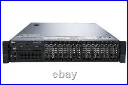 Dell Power Edge R720 / 2 x E5-2650 2.00 GHz/128GB/2 x 146 GB 15K SAS / H710 mini