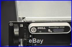 Dell Poweredge 2950 III 2x Intel 2.50Ghz Quad Core XEON 64GB RAM 4x300GB SAS 2PS