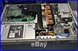 Dell Poweredge 2950 III 2x Intel 3.00Ghz Quad Core XEON 64GB RAM 4x 2TB HD 2xPS
