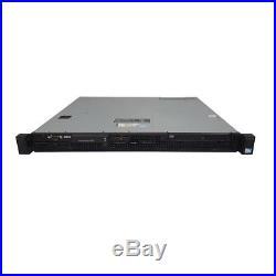 Dell Poweredge LFF R220 4-Core 3.40GHz E3-1245 v3 32GB RAM 2x 2TB HD H310