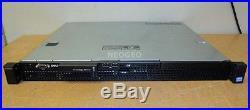 Dell Poweredge R210 II Server-Quad Core Xeon 3.2GHz-16GB-2x 300GB 10K SAS-H200