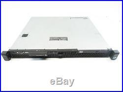 Dell Poweredge R210 Server Intel i3-2100 3.10 GHz 4GB RAM Perc S100 1x 250W PSU