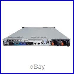 Dell Poweredge R310 Xeon x3430 2.4ghz Quad Core / 6gb / 2x 250gb / DVD / 2x 400w