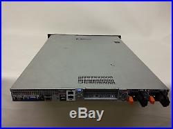 Dell Poweredge R410 Server 2x 6-Core X5650 2.66GHz 128GB RAM 4x 2TB SATA 7.2K 1U
