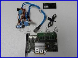 Dell Poweredge R410 Server Perc H700 Pci Raid Battery Cable For Cabled Hdd X394k