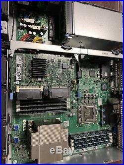 Dell Poweredge R510 8 Bay, 2.93ghz, 16gb Ram, Dvdrom