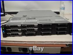 Dell Poweredge R510 Server 2 2.4Ghz Six Core Processors 12 GB Ram (A4D)