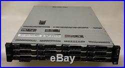 Dell Poweredge R510 Server 2x 6-Core X5650 2.66GHz 64GB RAM 2x 64GB SSD 12x 2TB