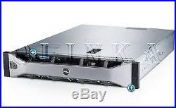 Dell Poweredge R520 Server 8 3.5 Bays Barebones Empty Chassis Kchy4