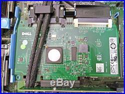 Dell Poweredge R610 1U 2X XEON E5540 2.53GHZ 2xTRAYS 24GB 1xPSU Perc 6i