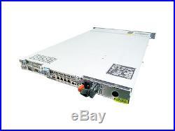 Dell Poweredge R610 1U 2X XEON HEX-CORE X5650 2.66GHz NO HDD 2xTRAYS 24GB