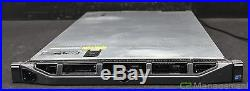 Dell Poweredge R610 Server 1U 2x Intel x5570 2.93Ghz 8 Core 16GB No HDD