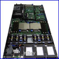 Dell Poweredge R610 Server 2X Xeon E5620 2.40Ghz Quad 8GB RAM 2x 146GB HDD