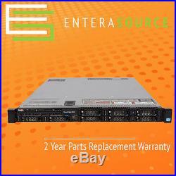 Dell Poweredge R620 2x E5-2680 2.7ghz 8c 192gb 8x 300gb 10k Sas Perc H710