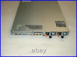 Dell Poweredge R630 10-Bay 2x Xeon E5-2620 v3 2.4ghz / NoRam / H730 / iDrac Ent