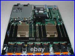 Dell Poweredge R630 2x Xeon E5-2678 v3 2.5ghz 24-Cores / 128gb / JBOD / iDracEnt