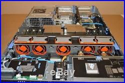 Dell Poweredge R710 2x 3.06GHz X5675 Six Core 96GB DDR3 6x300GB 10K HDD & Rails