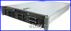Dell Poweredge R710 2x X 5690 3.46ghz 24gb H700 6 x 1TB 3.5in Dual PSU