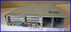 Dell Poweredge R710 Server 2 Xeon 2.26ghz 68gb Ddr2 Ram 4 1tb St31000424ss Hdd