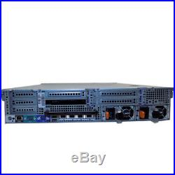 Dell Poweredge R720 Server 2x Intel Xeon E5-2690 2.90Ghz 32GB 16 Bay 2.5