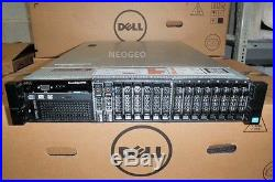 Dell Poweredge R720 Server-2x nVidia Tesla M2090 GPU Computing Module-6GB-40Gb