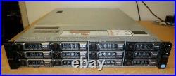 Dell Poweredge R720xd LFF Server-2x E5-2665 2.4GHz-128GB-12x 4TB-2x 300GB 15K
