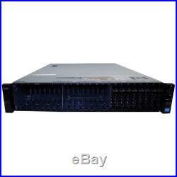 Dell Poweredge R720xd R720 Server 2x Intel Xeon E5-2650 2.00Ghz 32GB 24 Bay
